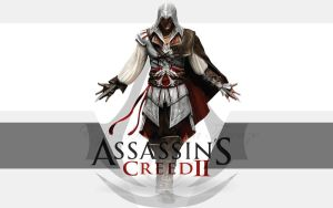 Assassin's Creed 2 - Ezio by Blizzfan98