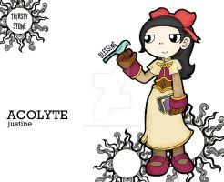 justine the acolyte by thirsty-stone