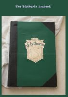 Slytherin Logbook by SongThread