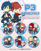 P3 button set by Ai-wa