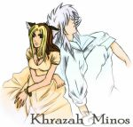 Commission: Khrazah and Minos by Rucci