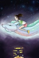 spirited away by Boorza