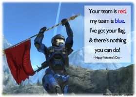 Halo Valentine's Card 2012 by Blind-Pixel777