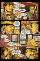Doctor Who: Fade Away Page 6 by ShawnVanBriesen