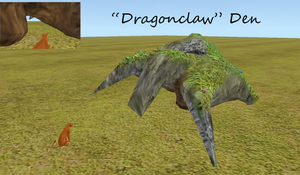 Dragonclaw, Den for FH with Download by WulfTheWolf