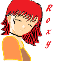 my other OC: Roxy by LALAxD1230