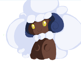 Shiny Whimsicott IScribble by Skystalker