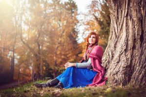 Anna - Rest by SoraPaopu