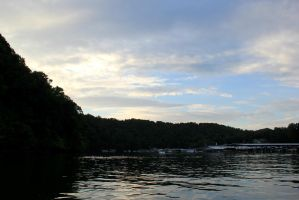 Boating in Tennessee 12 by RiaBunnie