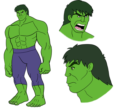 One of my Favorite Comic Book Green Guys by TroytheDinosaur