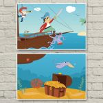 Pirates by InterGrapher