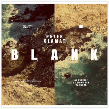 GMND005 / Peter Clamat - Blank EP / Front by cptclit