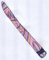 Gustav's Wand by Frie-Ice