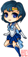Sailor Mercury by LostAdopt
