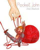 Tangled Pocket John by Arkham-Insanity