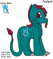 MLP - Trident Profile FIN by Wildnature03
