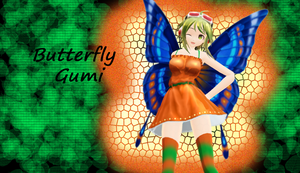 ButterFly Gumi DL!~ by KagamineIvan