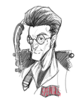 Egon by Hodges-Art