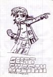 Scott Pilgrim Vol.1 by MonkeyDKyle