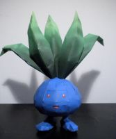 Oddish by jewzeepapercraft