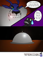 Blackholedragon bellied brawl4 by NightCrestComics