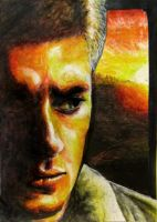 Dean Winchester ACEO Card by MulkEntertainment
