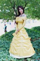 Belle 2 by Ariane-Saint-Amour