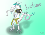 Luichimo the Oriental Dragon by MrRobotov