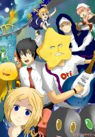 Arakawa under the bridge by bigstars