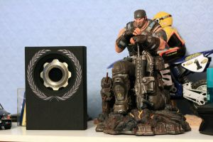 Gears of War 3 Epic Edition by sunlitsix