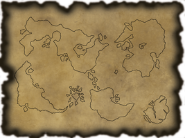 Map of Duravele by Dyce247
