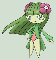Willow Pokemon Appeared :o by HourglassHero
