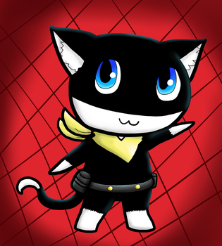 Morgana by TheCreatorOfSoften