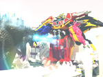 Godzilla vs. the Kyoryugers cont. by LaCandida