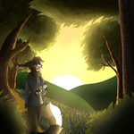 .:A Walk in the Woods:. by Panacea-for-Placebo