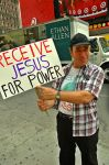 Receive Jesus For Power.. by Steinn-Hondkatur