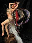 Gypsy dancer by SutherlandArt