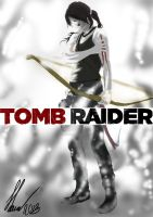 Tomb Raider 2013 by AfflictionArt