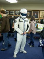 Racer at Sac-Con by DearestLeader