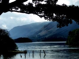 derwentwater lake by whitewinewoman
