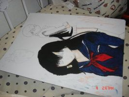 preview of toujo aya fanart by retARTed