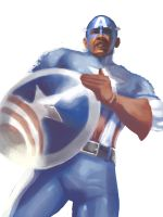 Captain Obamerica by KerrithJohnson