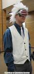 Godot Cosplay by sugarpoultry