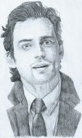 Neal Caffrey (White Collar) by mor4674j