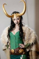 Lady Loki by Neigeamer