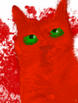 Firestar Splotch by JustALittleCrayCray
