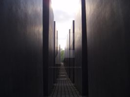 Memorial For The Jews by Todesanbeterin