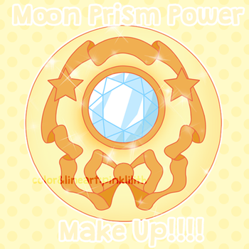 Usagi Moon Prism Power by PinkxDust