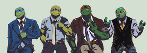 TMNT-Suits by tmask01