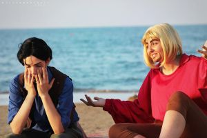 The Road to El Dorado: At least things can't get.. by SmartisPanda